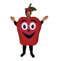 Baked Apple  Mascot Costume (Bodysuit not included) PFC10-Z