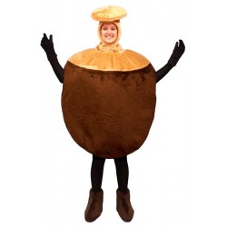 Nut  Mascot Costume (Bodysuit not included) PFC12-Z
