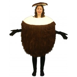 Coconut Mascot Costume (Bodysuit not included) PFC15-Z