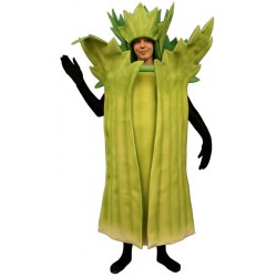 Celery Suit Mascot Costume (Bodysuit not included) PFC16-Z