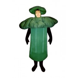 Broccoli Mascot Costume  (Bodysuit not included) PFC7-Z
