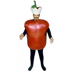 Apple Mascot Costume (Bodysuit not included)  PP19-Z