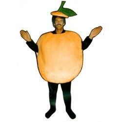 Peach  Mascot Costume (Bodysuit not included) PP62-Z