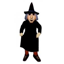 Witch Mascot Costume 2929DD-Z