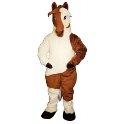 Old Paint Pony Mascot Costume 1512-Z