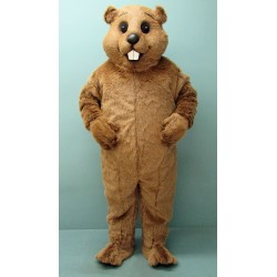 Cute Groundhog Mascot Costume 2818-Z