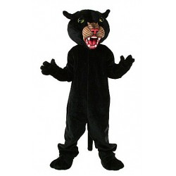 Big Cat Panther Mascot Costume 55