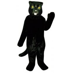 Black Panther Mascot Costume MM28-Z