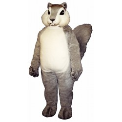 Grey Squirrel Mascot Costume 2834-Z