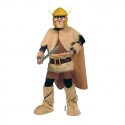 Viking Mascot Costume 609