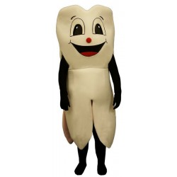 Happy Tooth (Bodysuit not included) Mascot Costume FC125-Z