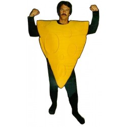 Big-Cheese  Mascot Costume (Bodysuit not included) PP57-Z