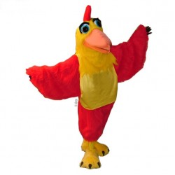 Rooster Mascot Costume 126