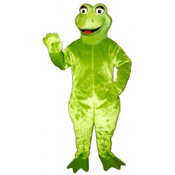 Leaping Frog Mascot Costume 1409-Z