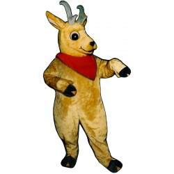 Andy Antelope Mascot Costume 3109A-Z